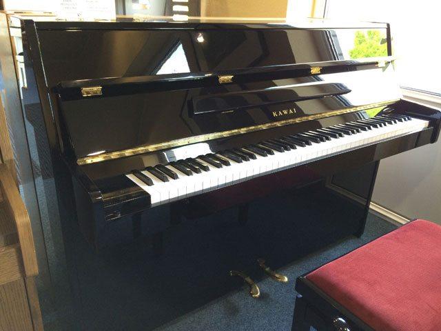 Klavier vor Folierung